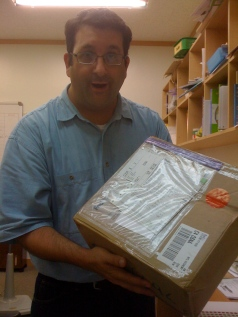 Ross With Package