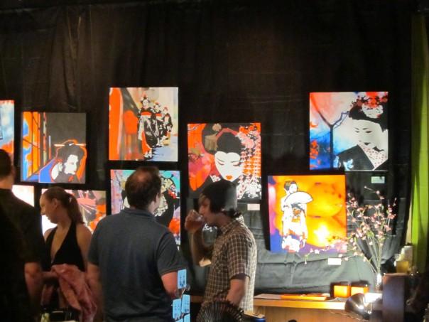 RAW Artists Showcase LV