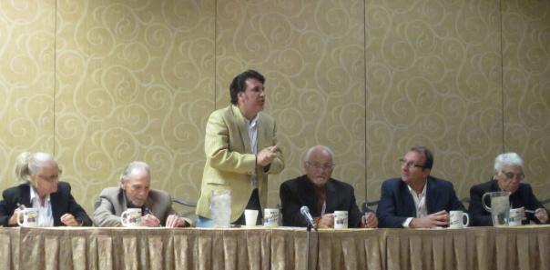 Las Vegas Film Festival Mobster Panel