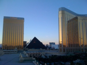Mandalay Bay View 2