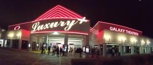 Luxury + Galaxy Theatres