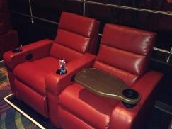 Leather Reclining Seats CU