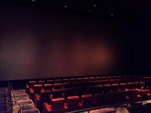 IMAX-sized Screen!