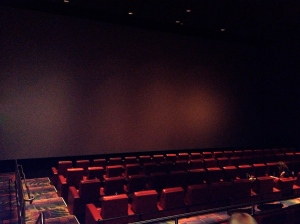 IMAX-sized Screen!