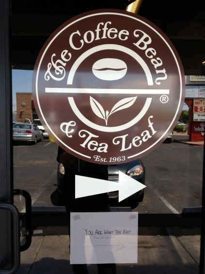 UNLV Coffee Bean, one of two casting locations on You Are What You Eat