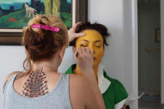 Tale gets Make-Up