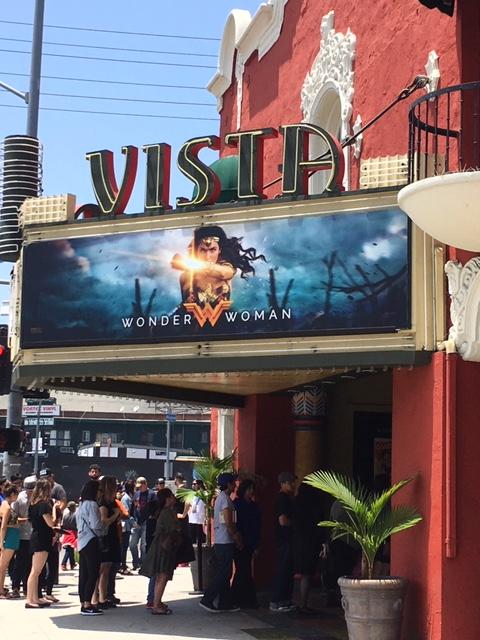 The Vista Theater